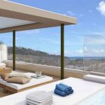 B1 Botanic Apartments Atico terraza