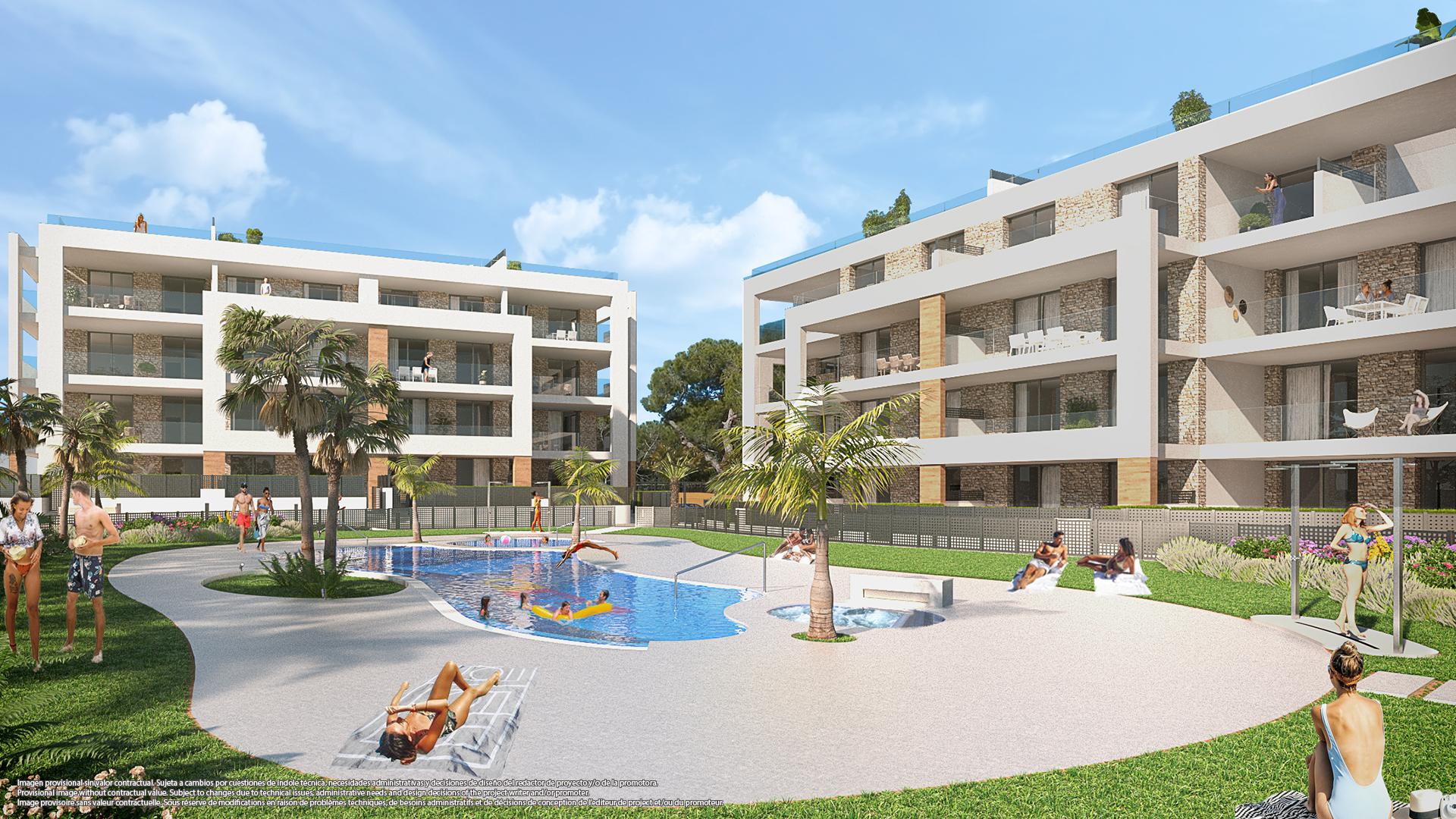 Porto Colom – Mallorca – appartementen