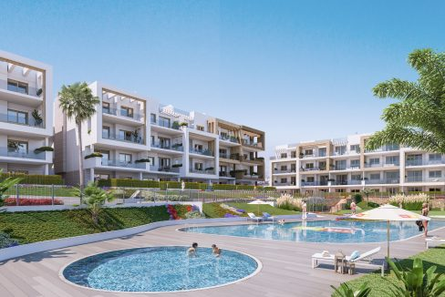 Residential Gala – Costa Blanca – Apartments