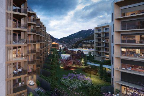Andorra la Vella – Andorra – Appartementen