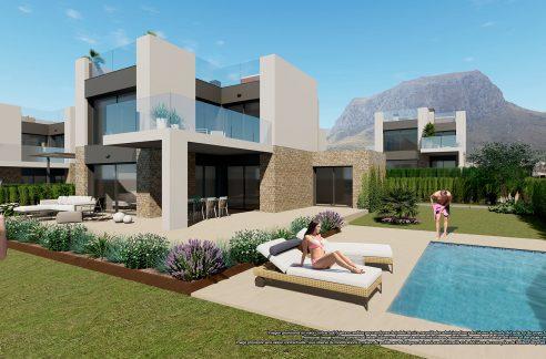 Villa kopen Spanje