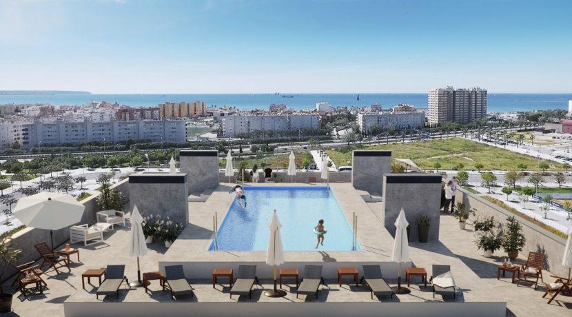 Palma – Mallorca – Apartamentos en Jdl