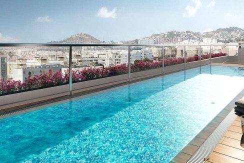 Malaga – Costa del Sol – Appartement – AHTeatinos