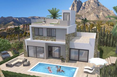Finestrat Hills Villa