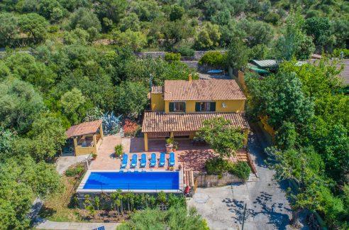 Alcudia Mallorca Villa with rental license