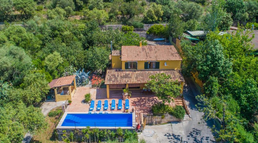 Alcudia Mallorca Villa con licencia de alquiler